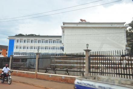 Mengo Bulange House; Buganda Land Board headquarters Offices.